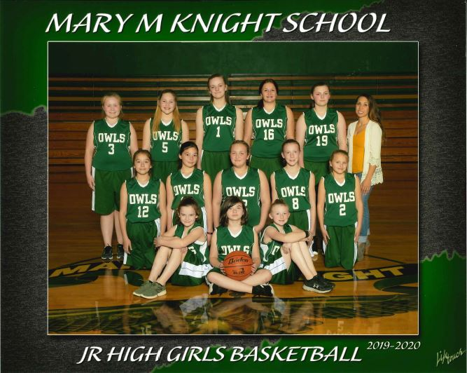JH Girls Basketball